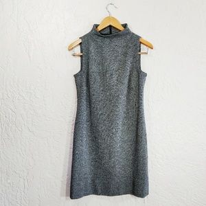Banana Republic Tweed Wool Dress